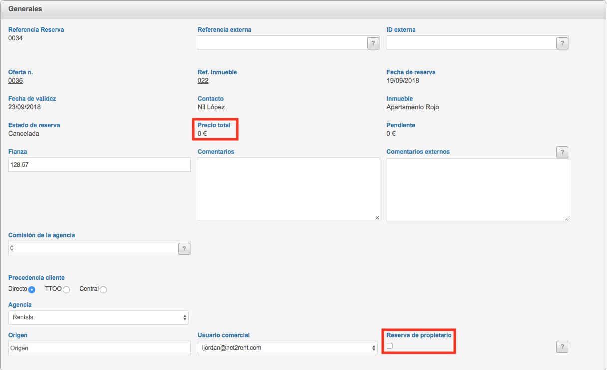 Nueva funcionalidad en Net2rent