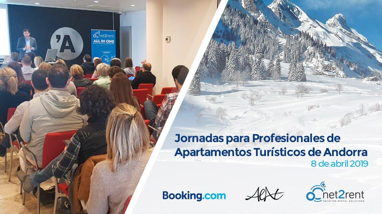 Clausurada con éxito la primera Jornada para Profesionales de Apartamentos Turísticos de Andorra