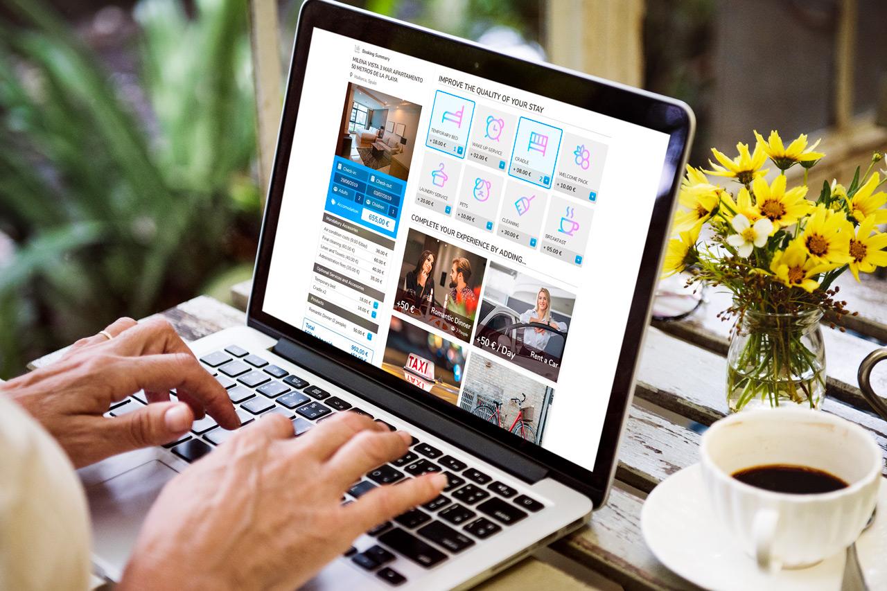 net2rent es un software PMS + Channel Manager orientado especialmente a la gestión de alojamientos vacacionales.