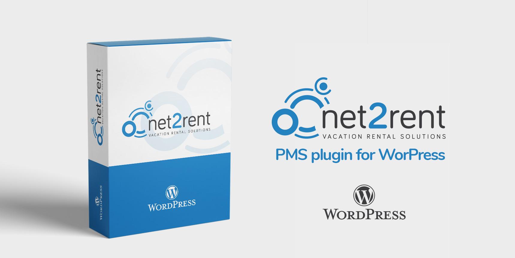 net2rent PMS plugin for WordPress