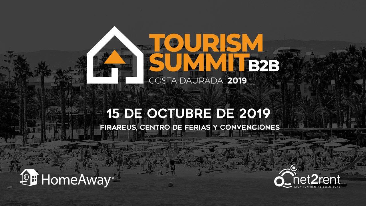 Os invitamos a la I edición de Tourism Summit B2B 2019, el próximo 15 de octubre en firaReus, centro de Ferias y Convenciones