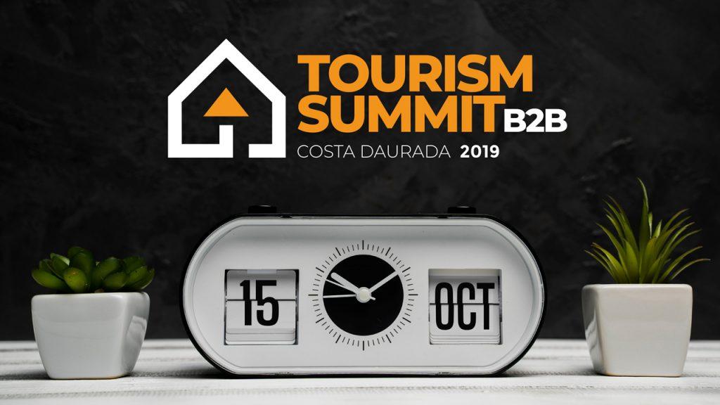 La cuenta atrás está en marcha. 8 dias faltan para empezar el tourismsummit.net, el gran evento del sector turístico vacacional en la Costa Daurada.