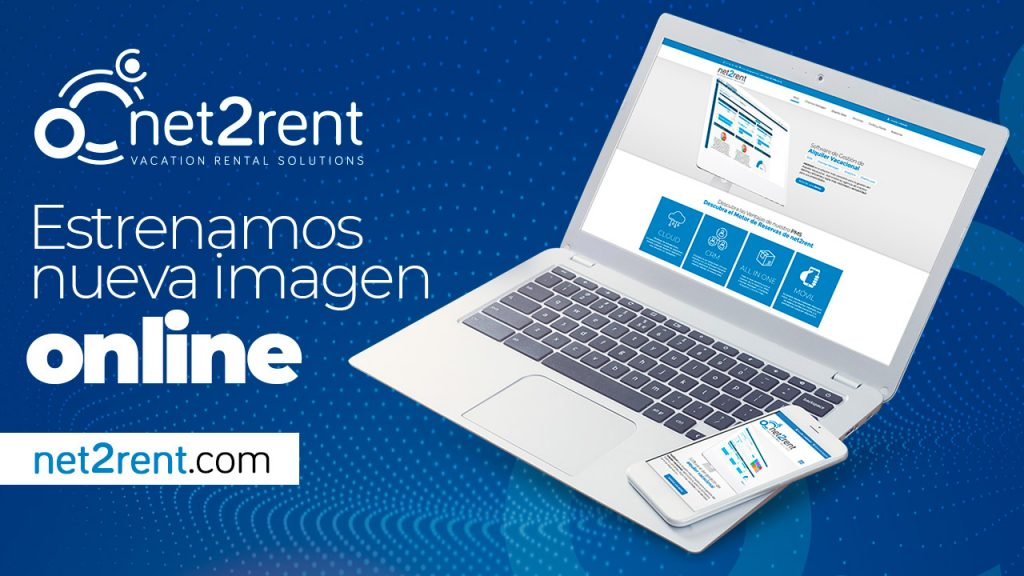 En net2rent estrenamos nueva imagen online