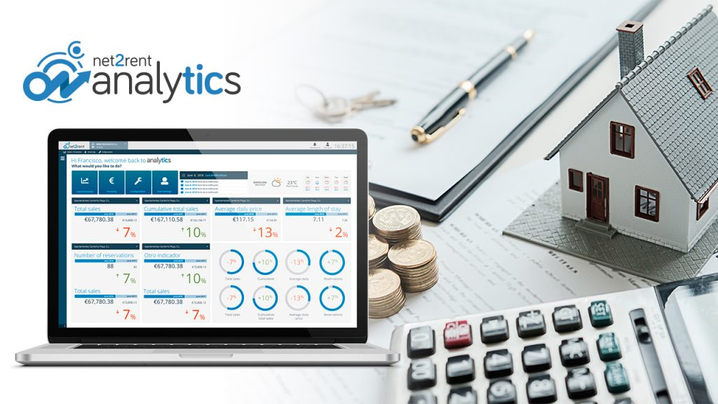 net2rent analytics
