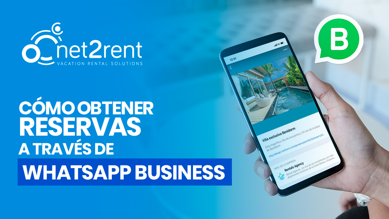 Obtener reservas con WhatsApp Business