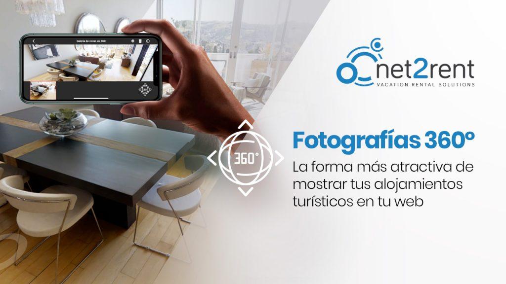 Fotografías 360º - La forma más atractiva de mostrar tus alojamientos turísticos en tu web