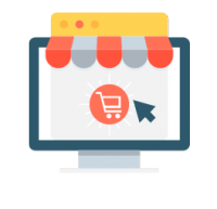 web template ecommerce
